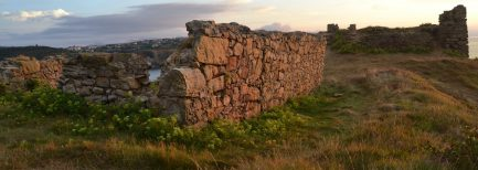 El Castillito o Fortin de Azkorriaga