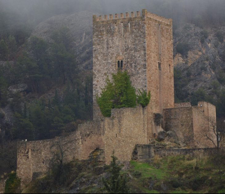 Torre del Homenaje del Castillo de la Yedra