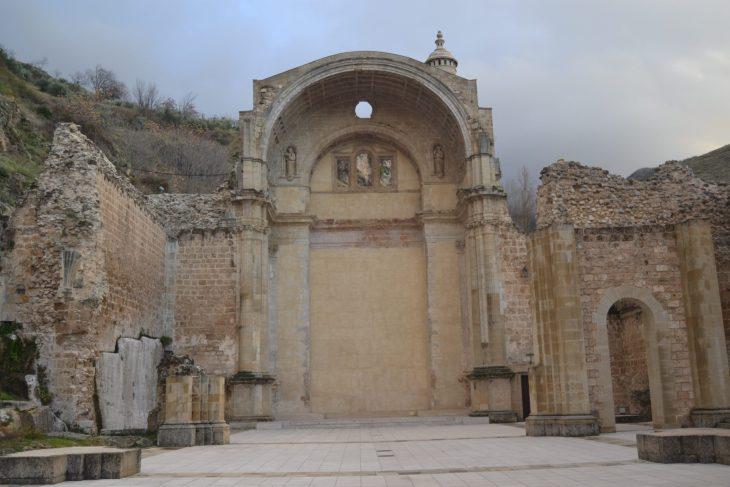 Ruinas de Santa María de Cazorla
