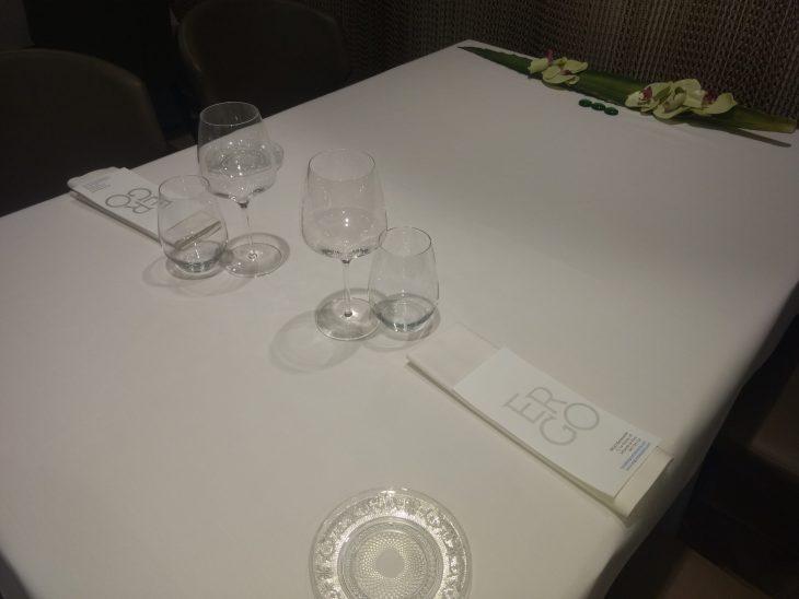 Comedor del Ergo Restaurante
