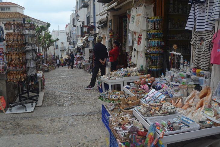 Tiendas de Peñiscola