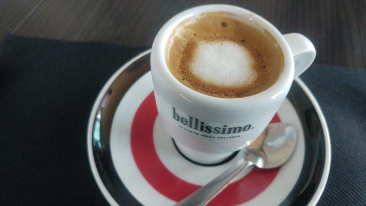 Café cortado o Bica