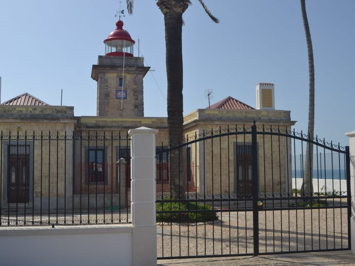 Faro de Ponta da Piedade
