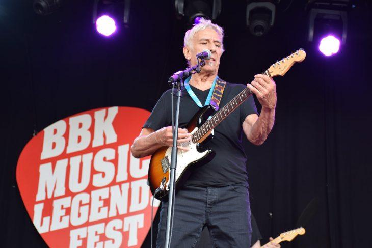 John Cale en el BBK Music Legends Fest 2018