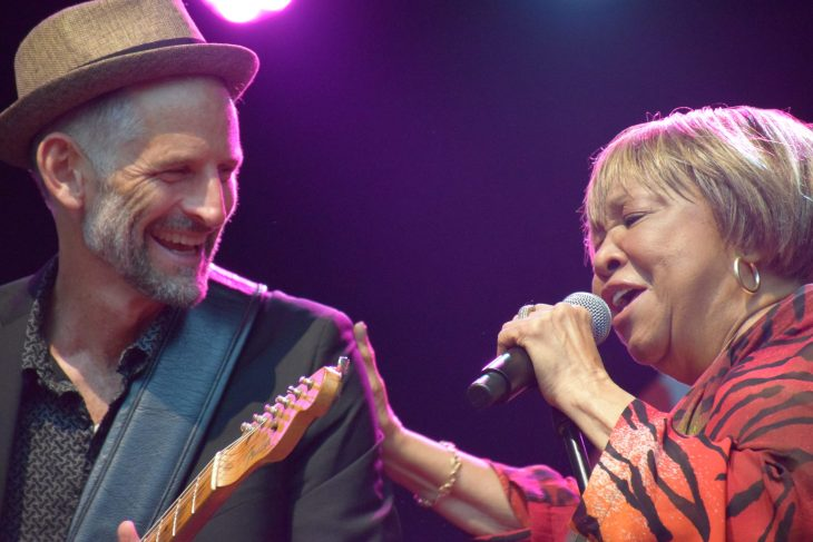 Mavis Staples en el BBK Music Legends Fest 2018