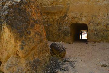 Túnel de Praia do Camilo