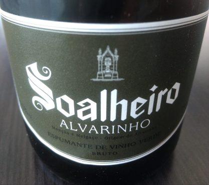 Espumante de Vinho verde Soalheiro