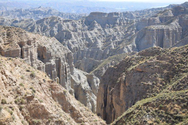 Filetes del Diablo en la Hoya de Guadix