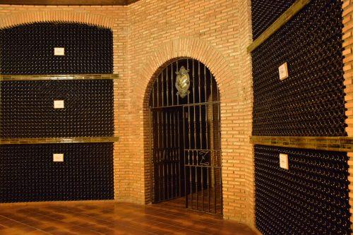 Botellero de vinos reserva y gran reserva