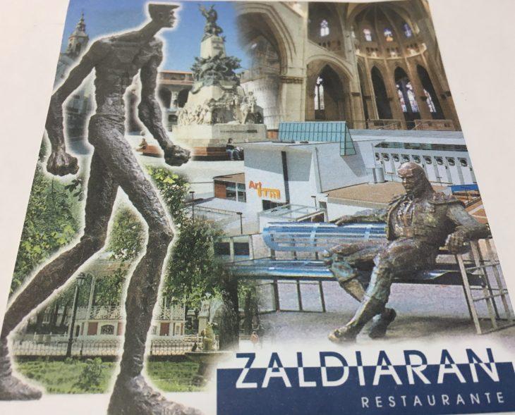 Restaurante Zaldiaran de Vitoria-Gasteiz