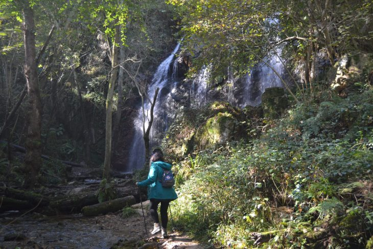 Cascada del Guanga