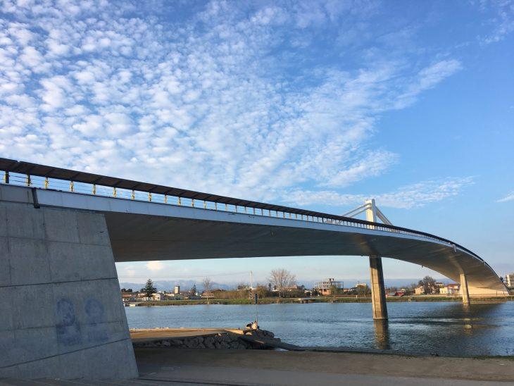Pont de Lo Passador o Puente Deltebre-Sant Jaume d´Enveja