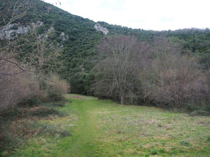 Ruta del Nacimiento del Río Cadagua