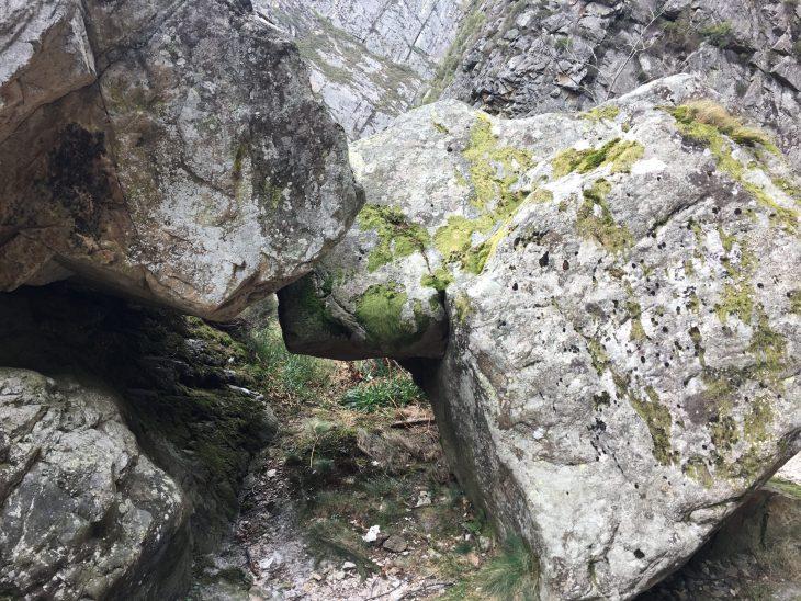 Conjunto de rocas
