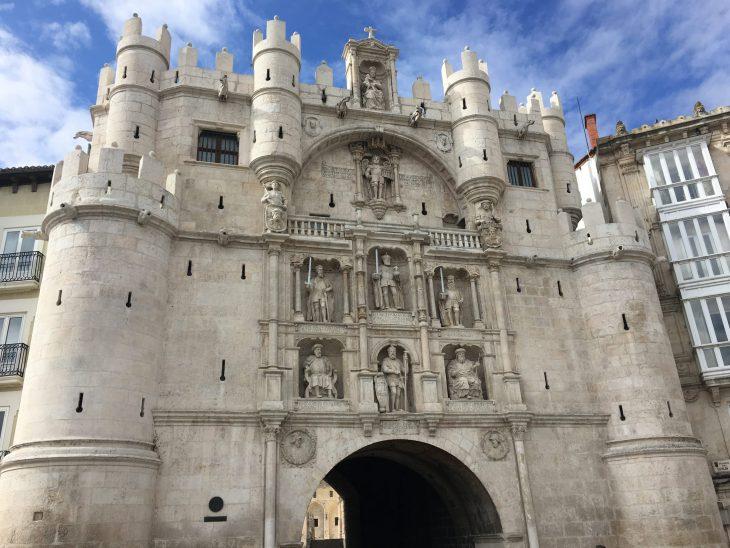 Arco de Santa María de Burgos