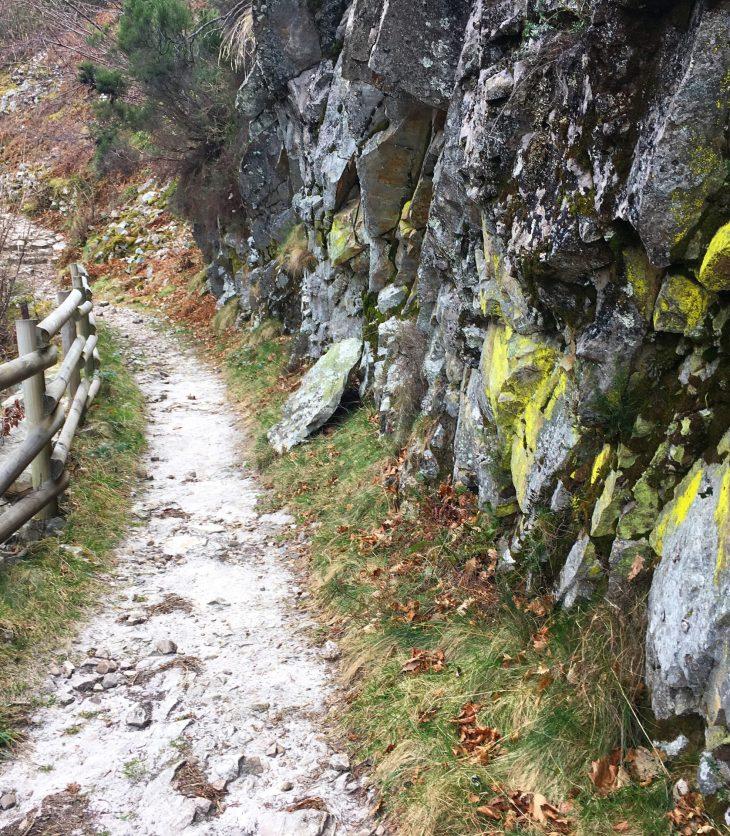 Ruta del Desfiladero de los Arrudos