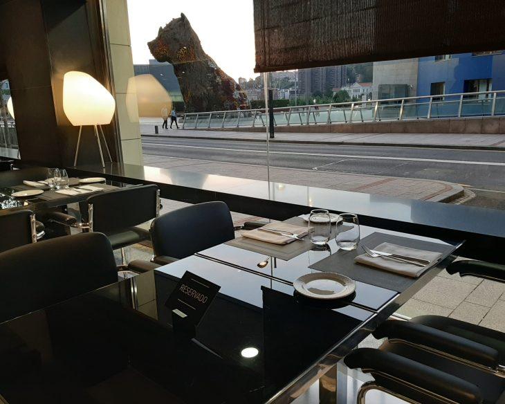Restaurante Le Café del Domine Bilbao