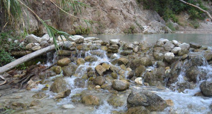 Poza del Río Chillar