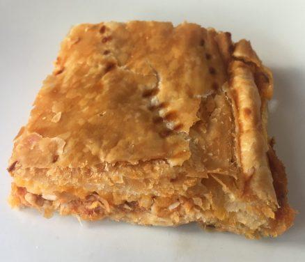 Tapa de empanada