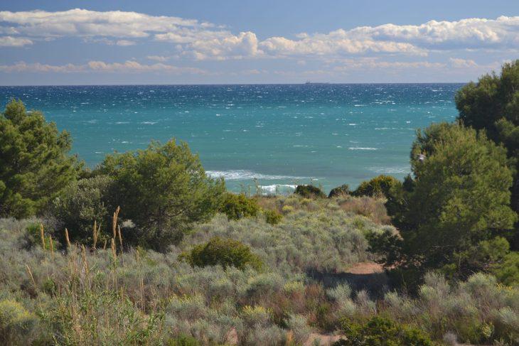Vía Verde de Benicássim a Oropesa del Mar