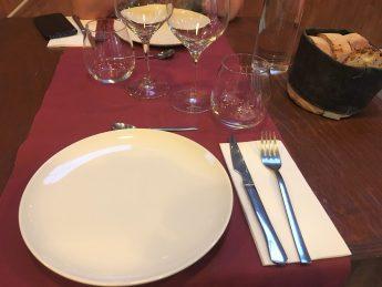 Restaurante L´Usuella de Barbastro
