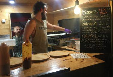 Food Truck Kitchen Nomads