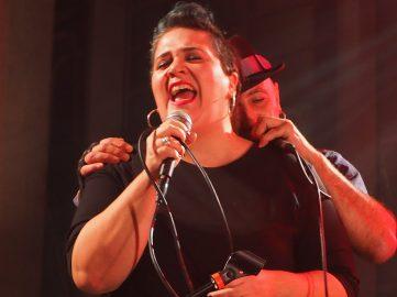 Aiora Renteria y Doctor Deseo en el WOP Festival
