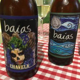 Cervezas artesanas Baias