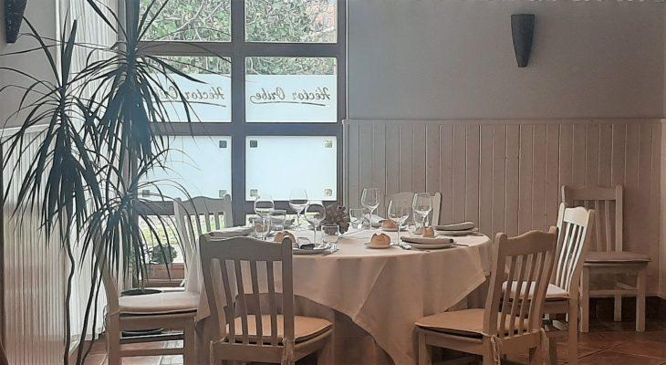 Restaurante Héctor Oribe de Páganos