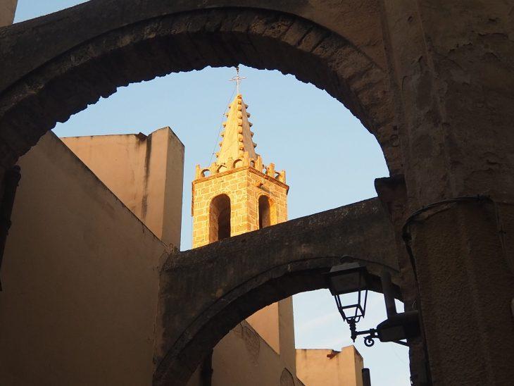 Campanario de la Catedral de Santa María de Alghero