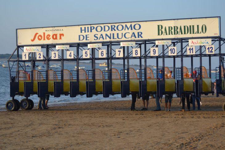 Carrera de Caballos de Sanlúcar de Barrameda