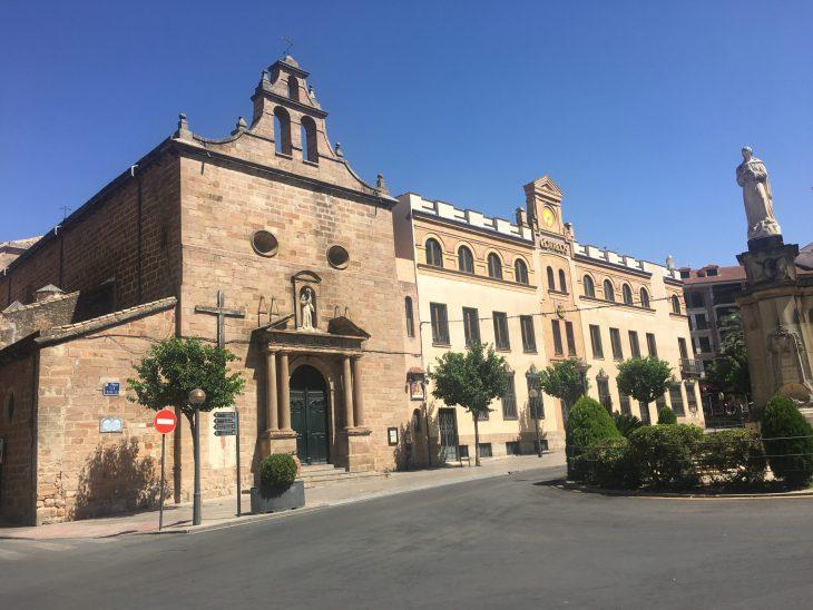 Plaza de San Francisco de Linares