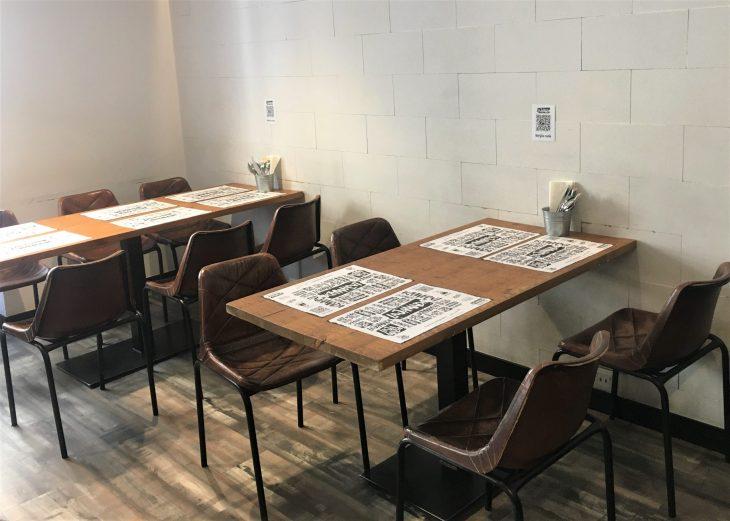 Restaurante La Jamada de Burgos