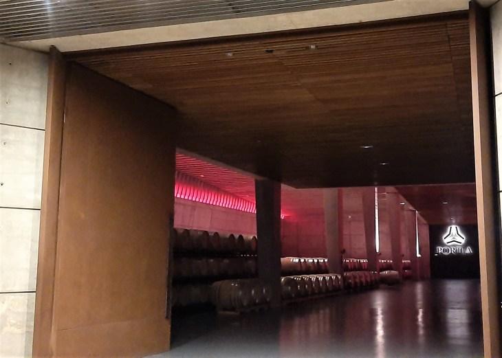 Sala de barricas