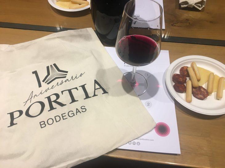 Décimo aniversario de Bodegas Portia