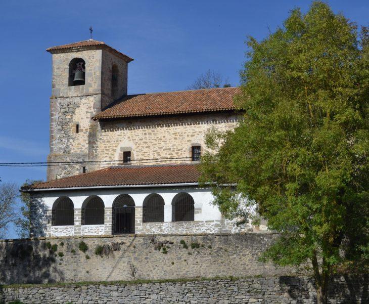 Iglesia de Santiago de Goiuri-Ondona
