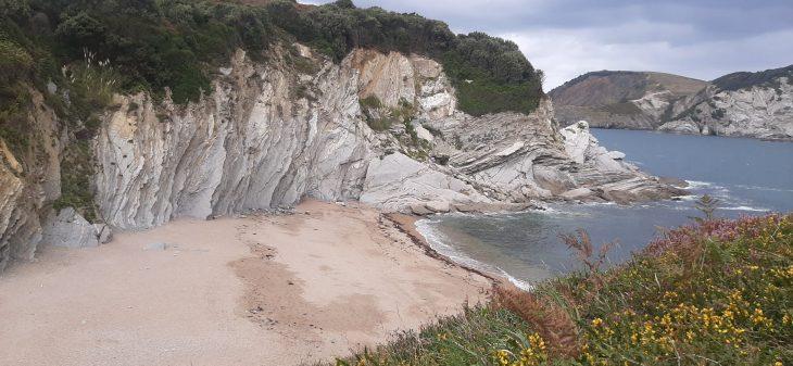Playa de Muriola de Barrika