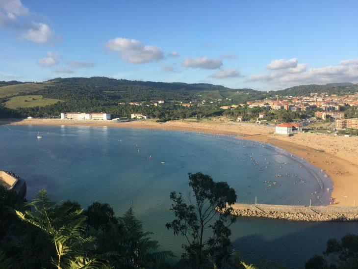 Mirador de las Playas de Plentzia y Gorliz