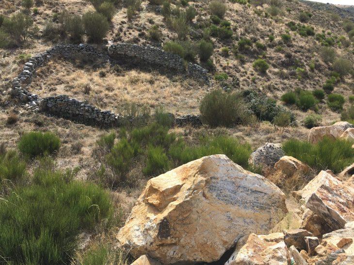 Ruta de las Cascadas de las Pilas en Zamora