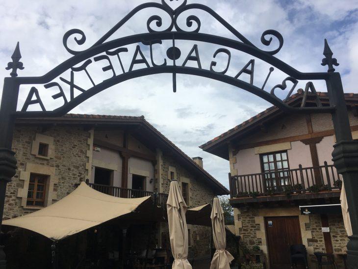 Restaurante Abiaga Jatetxea de Amurio