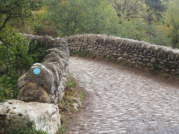 Puente de Zalborondo de Delika