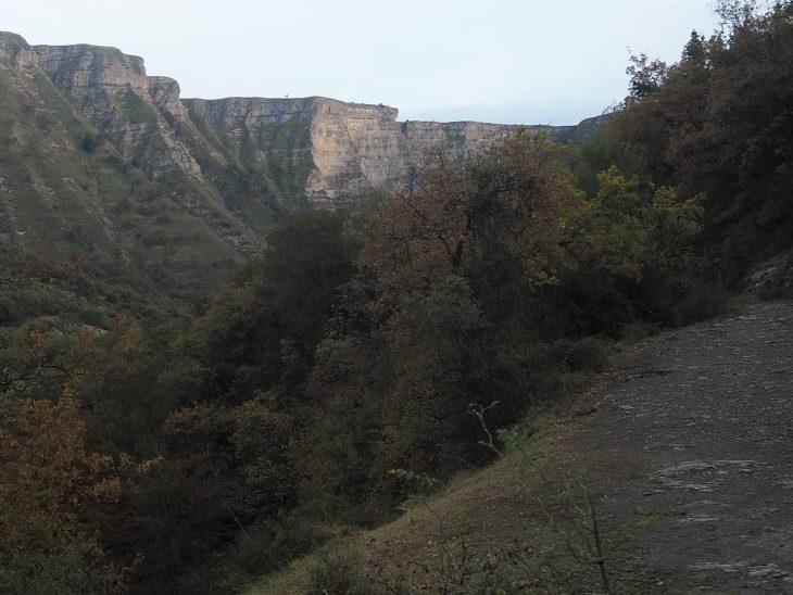 Cañón de Delika