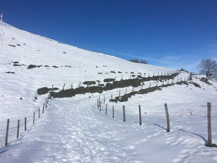 Ruta de la Ventada del Relux en Karrantza