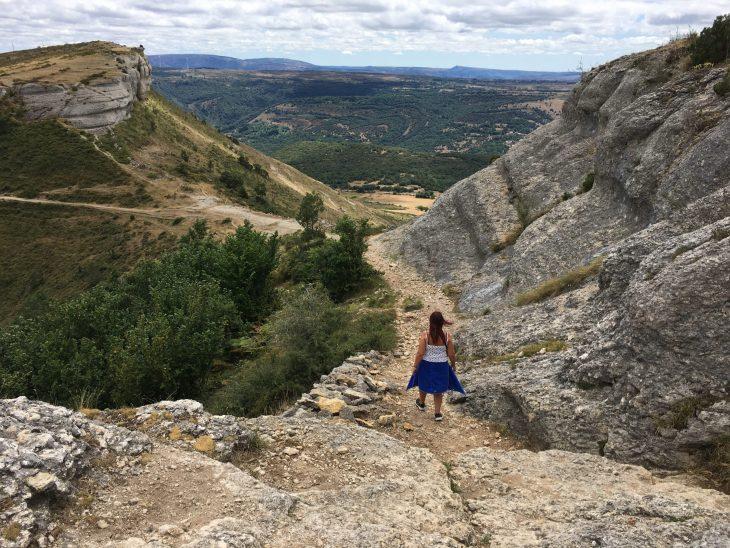 Ruta de la Muela de Dulla desde Puentedey
