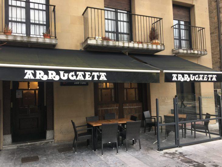 Restaurante Arrugaeta de Orozko