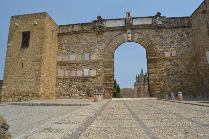 Arco de los Gigantes de Antequera