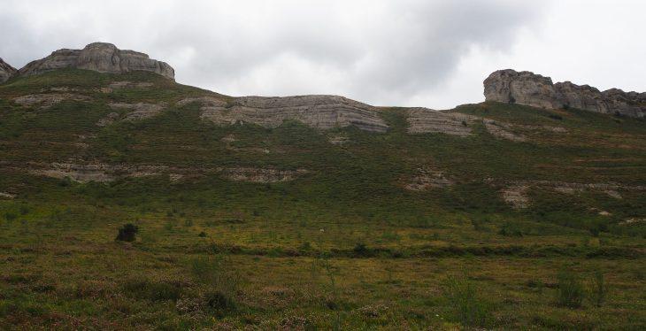 Picos de Dulla y de El Paño