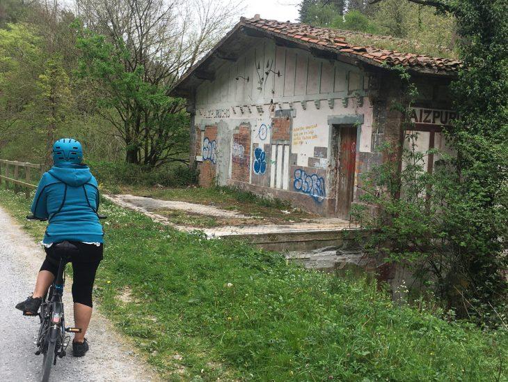Estación de tren de Aizpurutxo