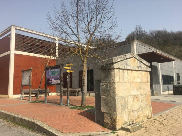 Centro de Interpretación o Parketxe