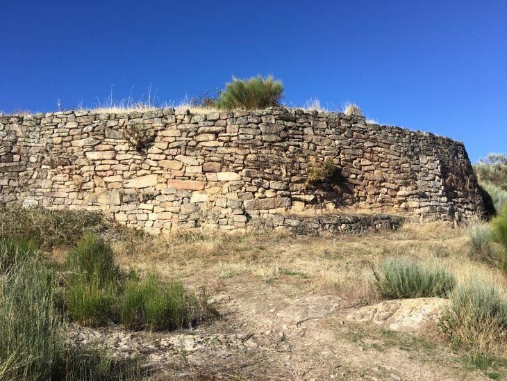 Castro El Castillo de Saldeana